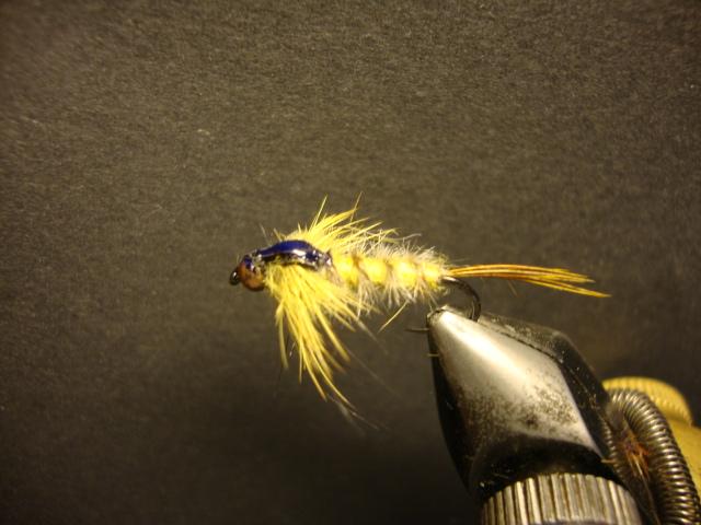 Dicke Nymphen für dicke Fische