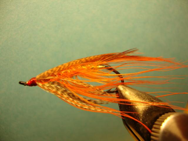 Lachsfliegen aus den alten Vorratsdosen