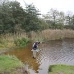 Fleissige Angler